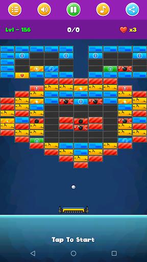 Super Brick Breaker apktram screenshots 3