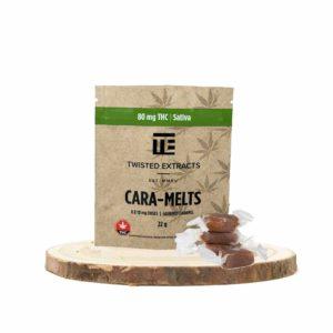 buy cannabis online - cannabis gummies caramel