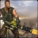 Machine Gun Shoot War Shooter 2k18 icon