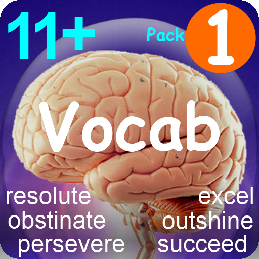 11+ English Vocabulary Pk1 for 2019 exam