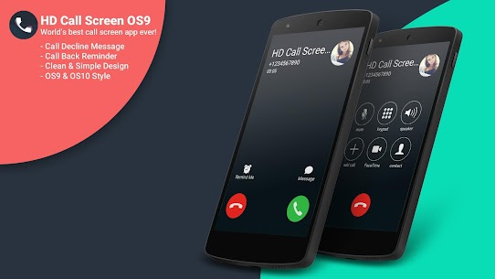 HD Phone 6 i Call Screen OS9 App Download For Android 9