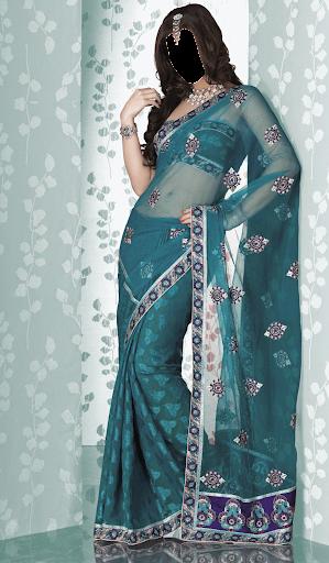 Indian Sari Photo