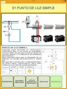 INSTALACIONES ELÉCTRICAS screenshot 7