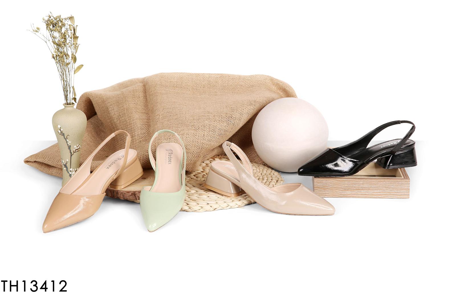 Các mẫu giày dép nữ cao cấp và hiện đại