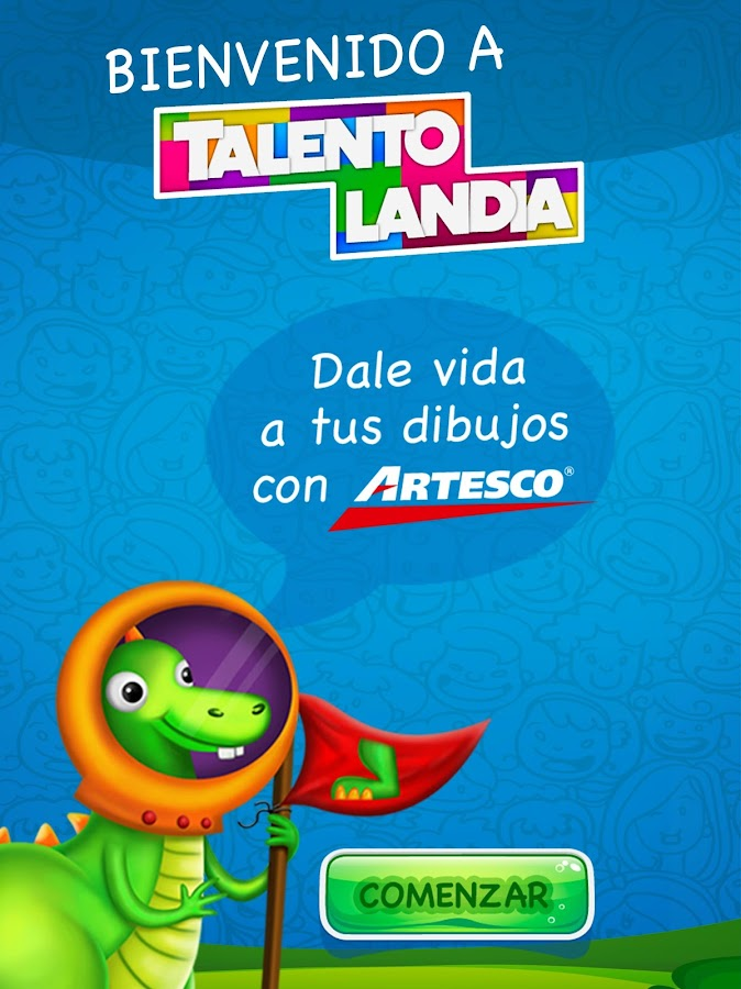 Talentolandia- screenshot