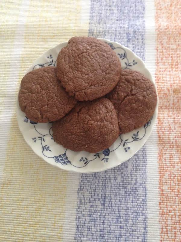 Cookies Made With Nutella
