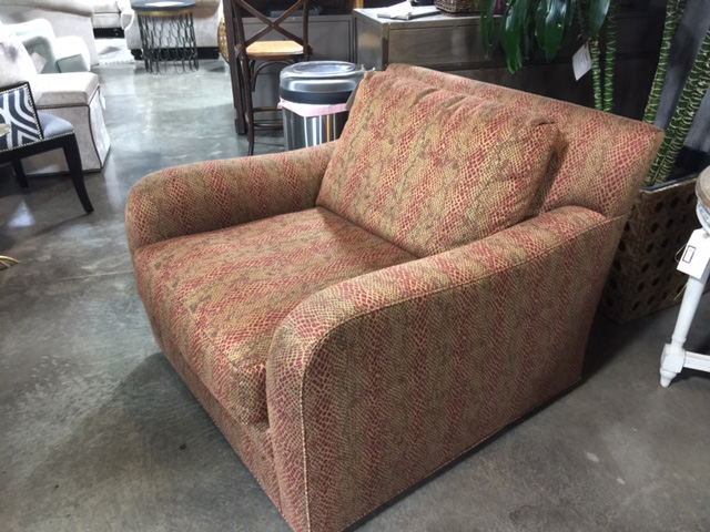 Rene Cazares Dylan Chair