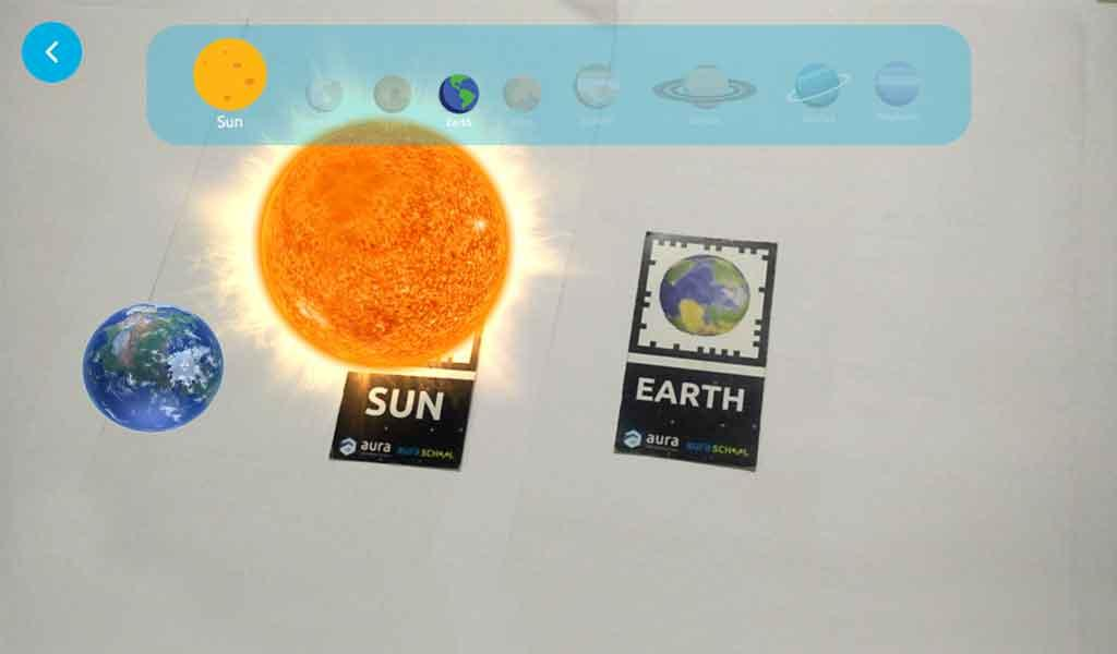 SolarAR by Aura Interactive- screenshot