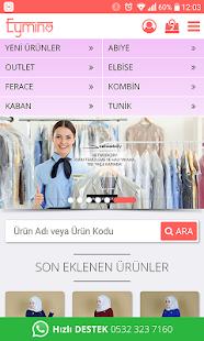 Eymina Tesettür - náhled