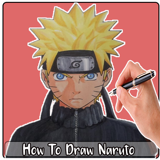 How To Draw Naruto Characters (app)