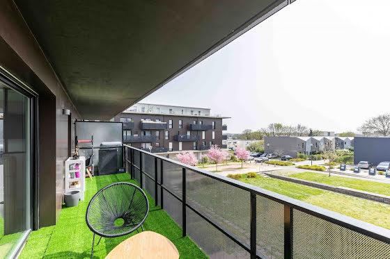 Vente appartement 4 pièces 85,65 m2