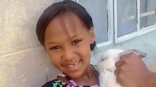 Eight-year-old murder victim Tazne van Wyk laid to rest - TimesLIVE
