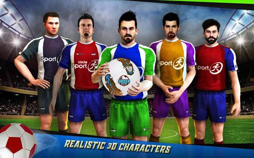 レアルモバイルサッカー3D