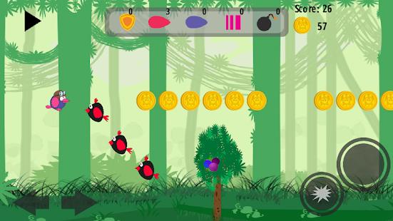Bird Smash: Shoot birds, Destroy Enemies in Jungle - náhled