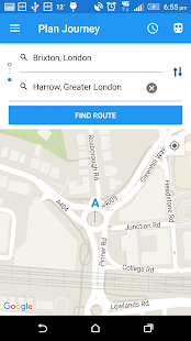 Live London Bus Tracker- screenshot thumbnail