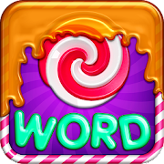 Word Connect - Candy Word Search Game
