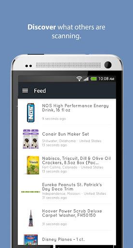 ScanLife Barcode & QR Reader screenshot