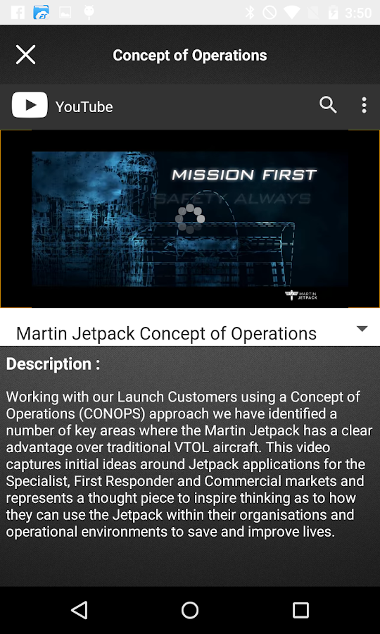 Martin Jetpacks- screenshot