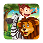 WildAnimals Learning Flashcard