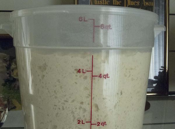 Easy Bucket Bread Recipe