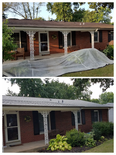 Roofing Contractors Servicing Warson Woods Mo Andres