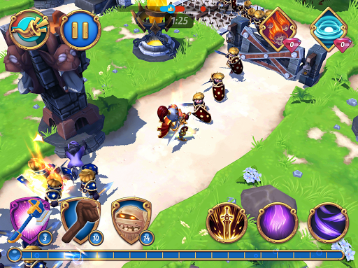 Royal Revolt 2: Tower Defense 4.3.0 screenshots 16