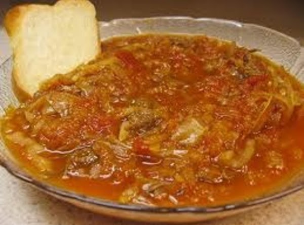 Sweet And Sour Cabbage Borscht Recipe