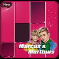 Marcus y Martinus Piano Tiles