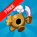 Gold Rush TD Free icon