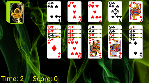 Two-Ways Solitaire apkmind screenshots 1