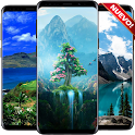 Nature Wallpaper 3D 2020 New HD, 4K icon