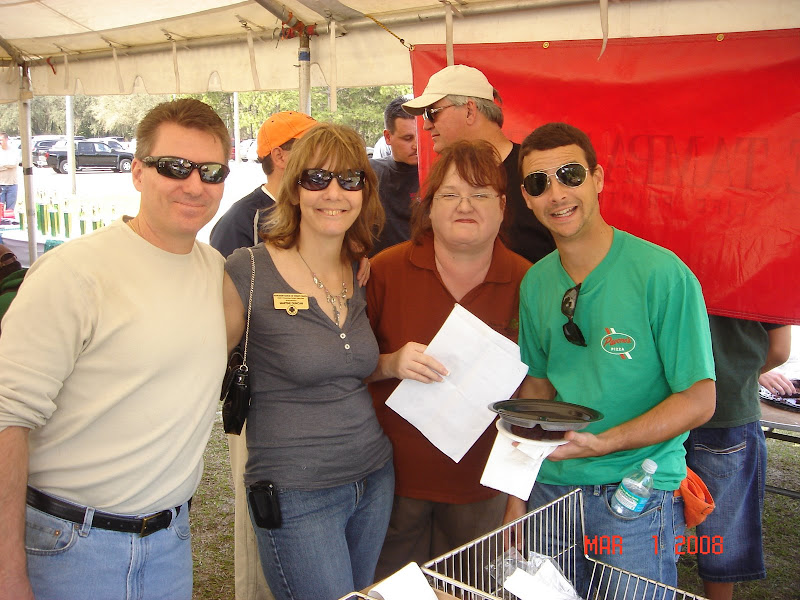 Photos of the third annual wesley chapel chamber of for Jj fish wesley chapel