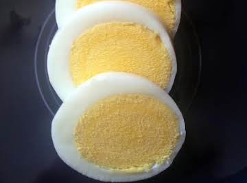 Fool Proof Hard Cooked Eggs