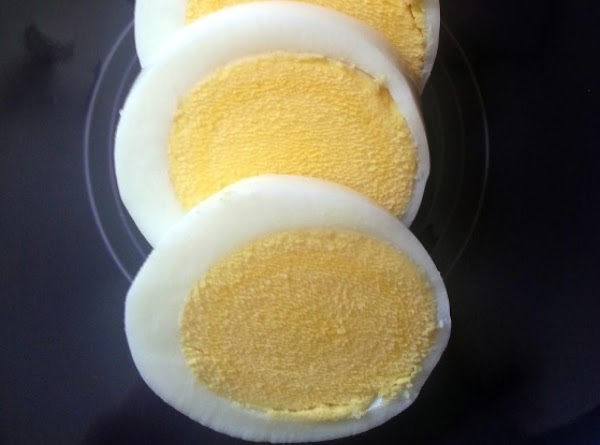 Fool Proof Hard Cooked Eggs Recipe