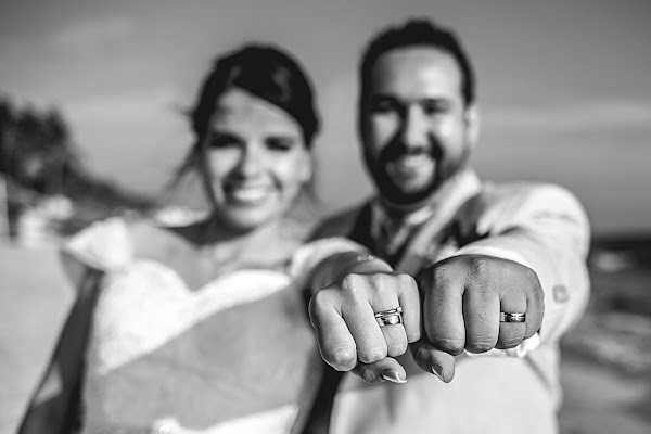 Fotógrafo de bodas Ricardo Villaseñor (ricardovillasen). Foto del 13.06.2017