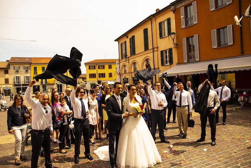Lo Sposo e le  sue giacca di V:V