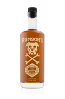Logo for Rumsons Spiced Rum