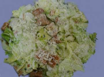 Simple American Salad
