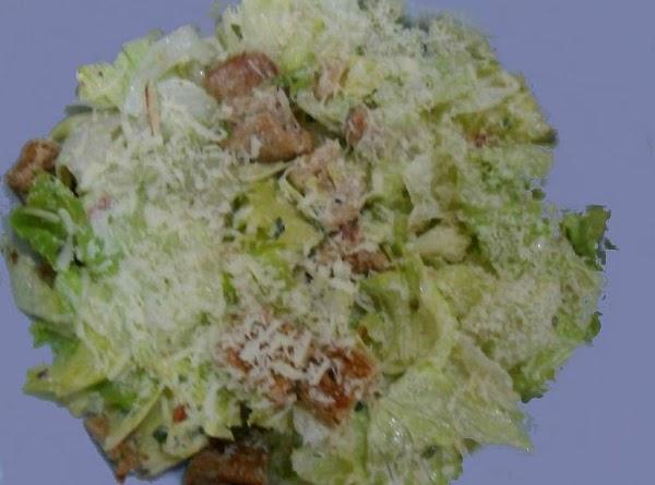 Simple American Salad Recipe