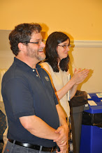 Photo: Mike Meredith and Elizabeth Carroll Hayden.