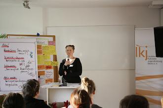 Photo: Vortrag Barrierefreie Veranstaltungsplanung