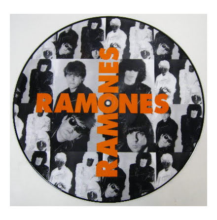 LP - Ramones - Surfing Birds (Picture Disc)