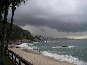 Photo: Ipanema Beach viewed from the hotel