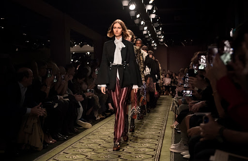 Burberry, The September Show