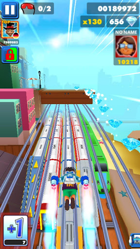 Subway Boy Run: Endless Runner Game screenshot 3