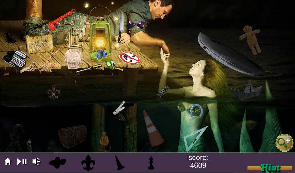 Hidden Object Love Affair Free- screenshot