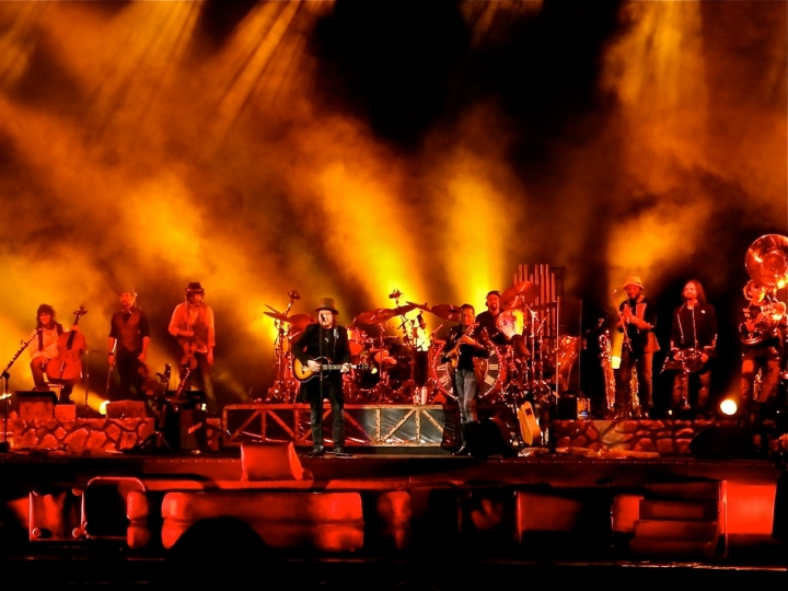 Concerto all'Arena di caba2011