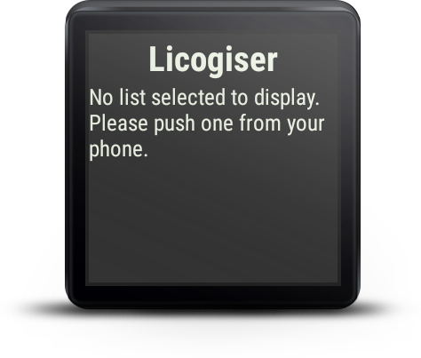 Licogiser- screenshot