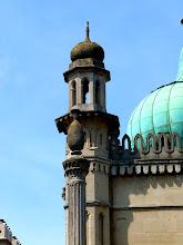 Photo: Islamic influences perhaps