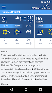 wetterring screenshot 1